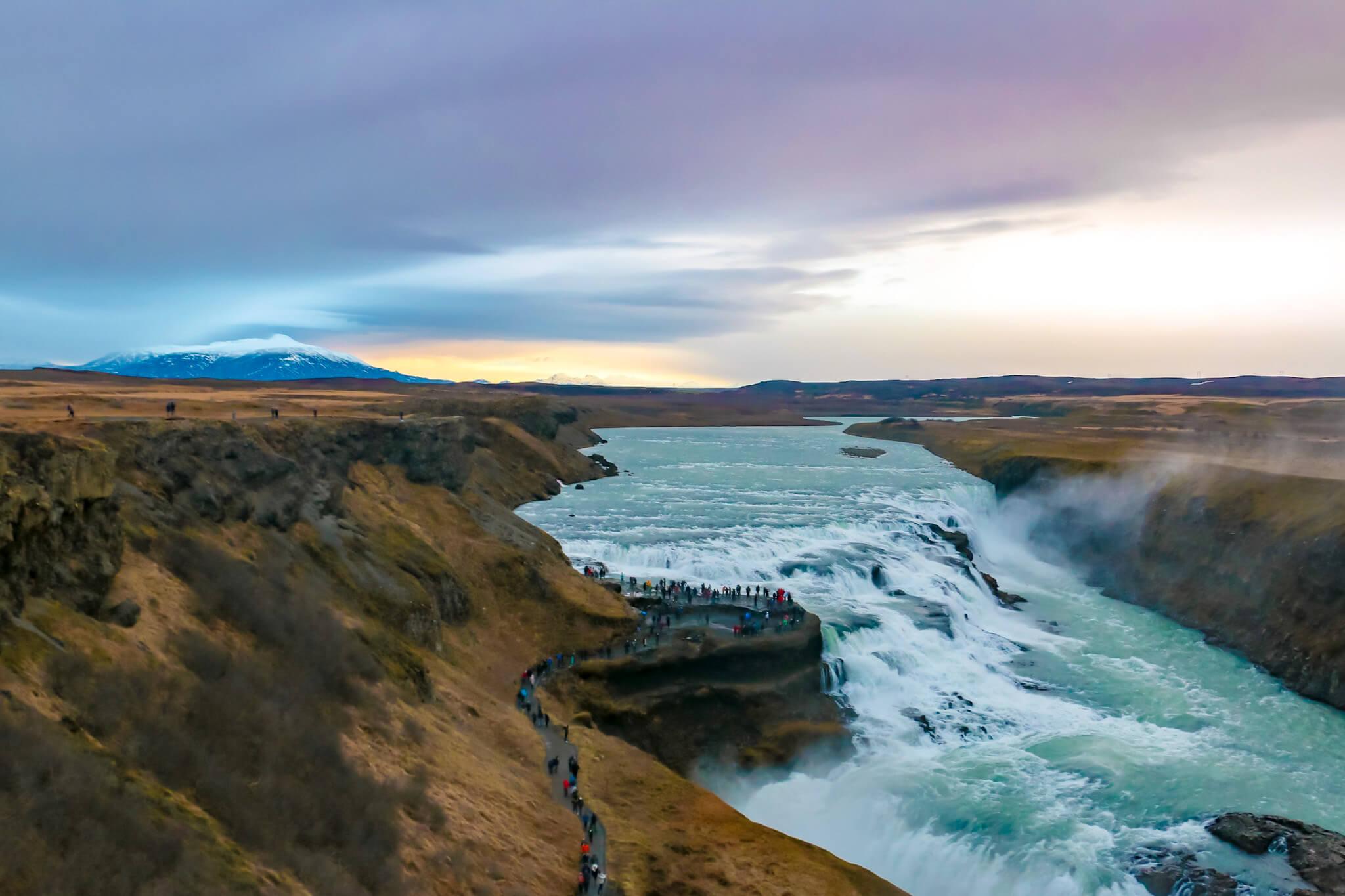 Iceland, Gulfloss